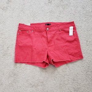 NWT Size 14 GAP outlet shorts